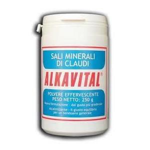 Alkavital - Sali Minerali - Dott. Claudi