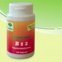 B12 Cianocobalamina 500mcg 100 caps